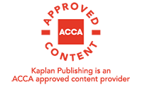 ACCA Approved Content Provider